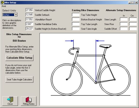 Ideal stem length for road bike: fitters: slowtwitch forums.